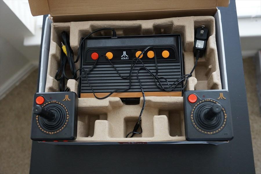 Atari flashback 4 classic gaming console - Atari flashback 3 classic game console ...