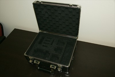 DSLR hard case Aluminum VanGuard
