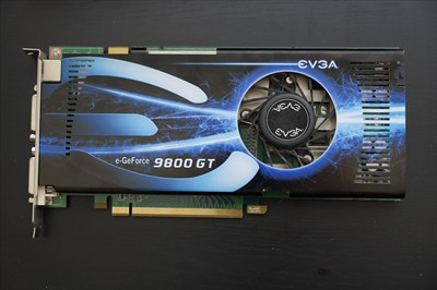 EVGA GeForce 9800 GT Video Card 512MB DDR3