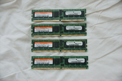 Hynix 2GB (2 x 1 GB) PC2-3200 240 Pin SuperMicro