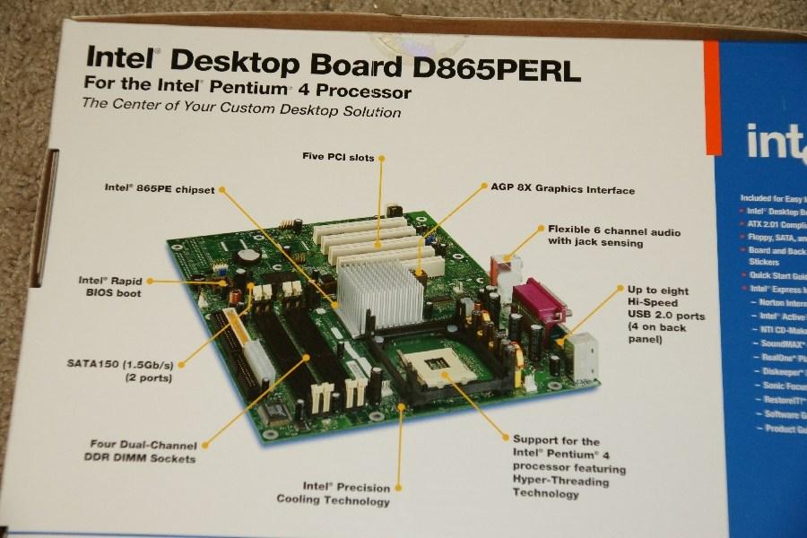 intel desktop board d865perl rh myauctionpics com User Manual PDF Manuals in PDF