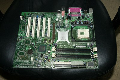 Intel Desktop Board D865PERL