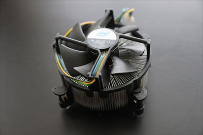 Intel i7 LGA 1366 Stock HeatSink and Fan