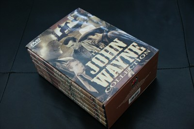 John Wayne 5 DVD Video Collection