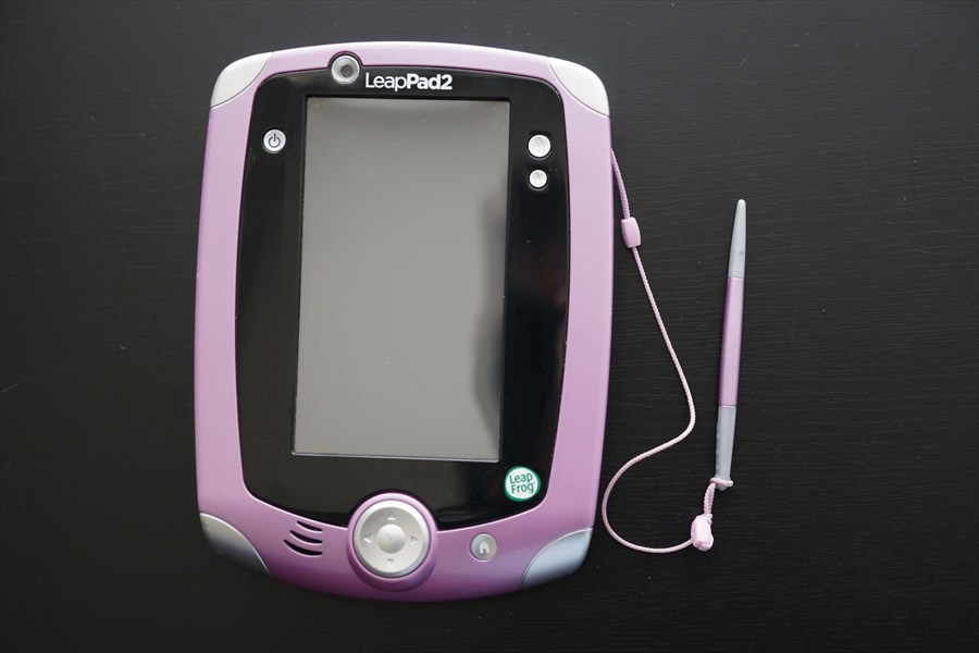 Leappad 2 computer for kids purple