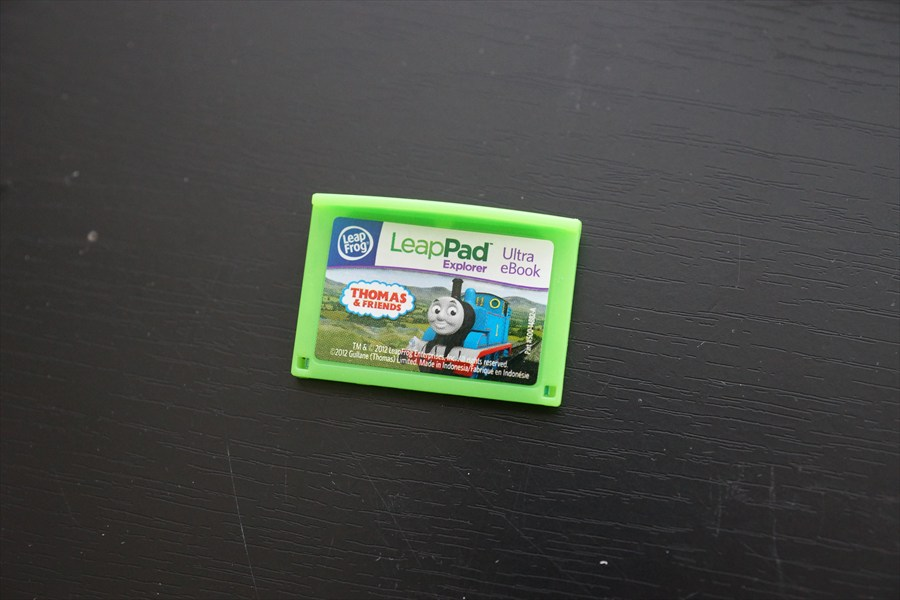 Leappad Thomas and Friends The Great Penguin Rescue Game