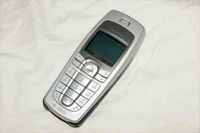 Nokia 6010 Tmobile Cell Phone