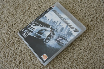 PS3 Ridge Racer 7 Game