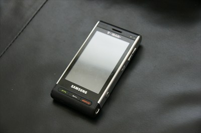 Samsung T929 Memoir Cell Phone T Mobile camera