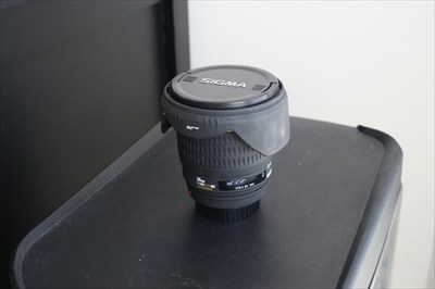 Sigma 20mm F1.8 DG Lense for Sony Minolta Alpha Mount