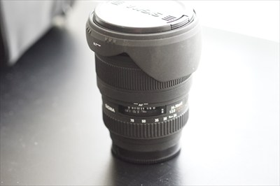 Sigma 24-70 F2.8 DG Macro Lens for Sony Alpha