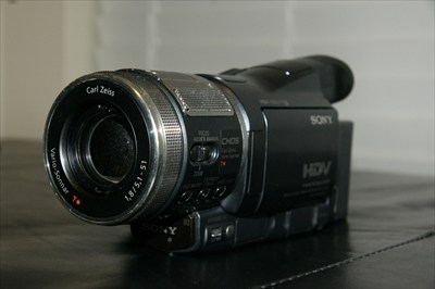 Sony HDR-HC1 1080i Camcorder