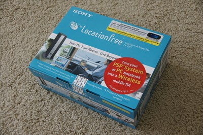 Sony Location Free  Box LF-PK1