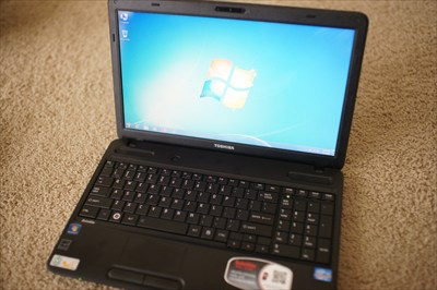 Toshiba Satellite Laptop C655-S5305