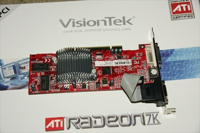 VisionTek Radeon 7000 7K Video Card PCI