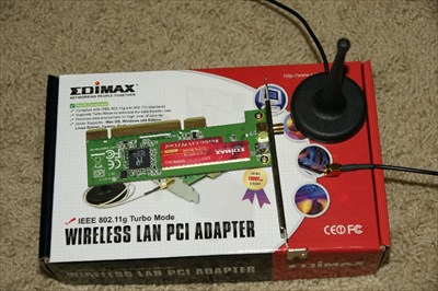 Wireless Lan PCI Card