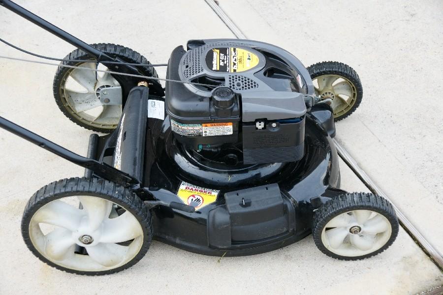 lawn mower blades yard machine